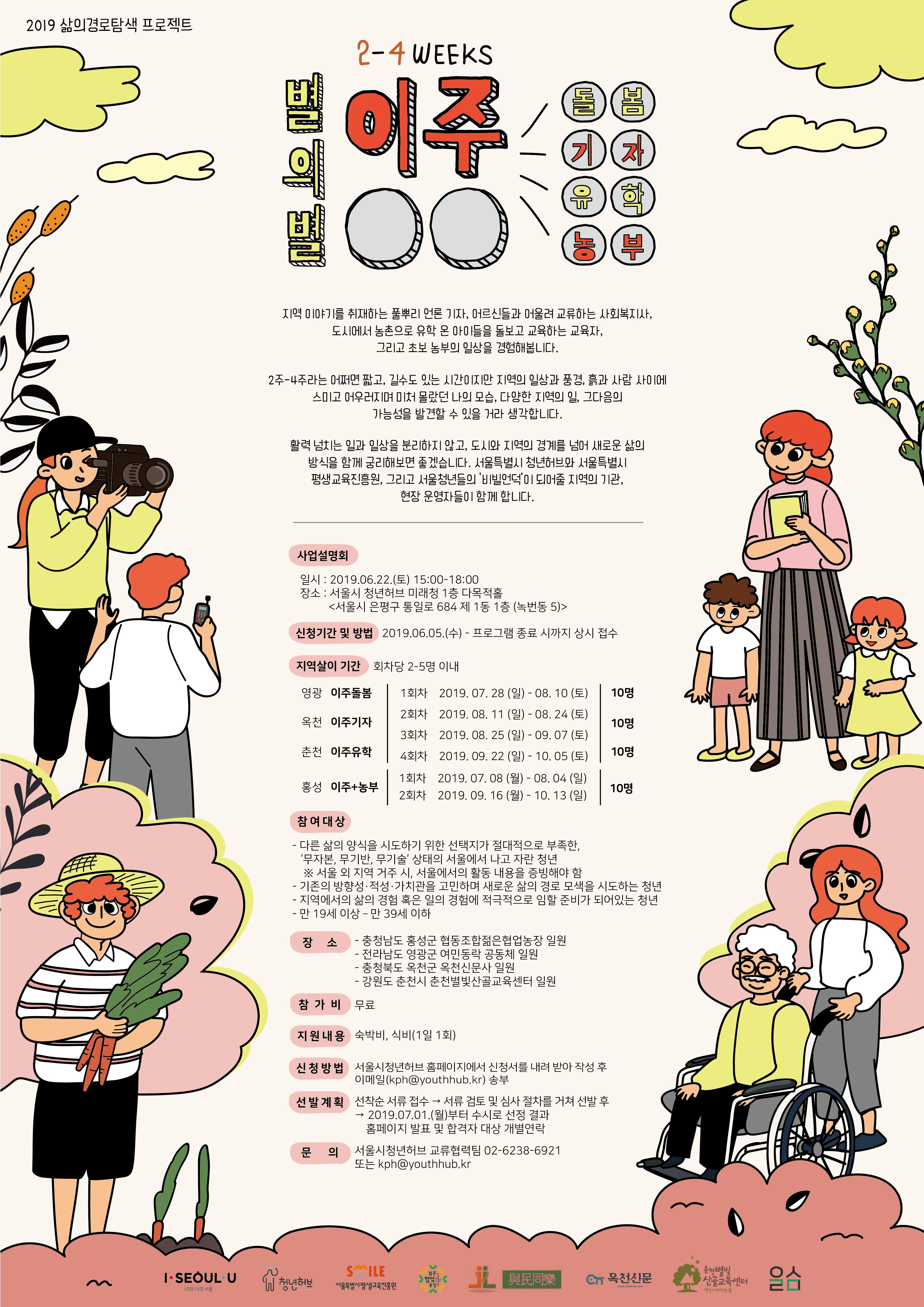 별의별_이주○○ 포스터