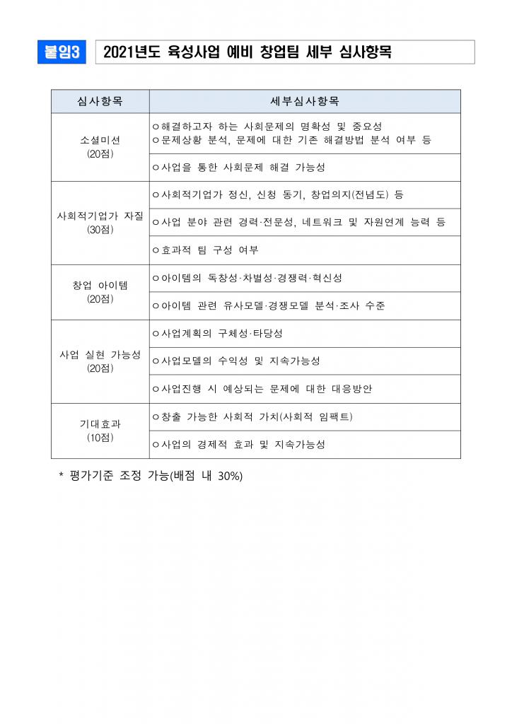 2021년+사회적기업가+육성사업+예비+창업팀+모집+공고문(씨즈)_11